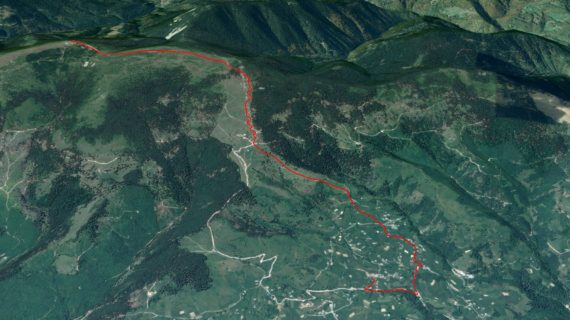 vladeasa winter trail alergare montana